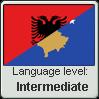 Kosovan Albanian Language Level - Intermediate by TheMarianOmi