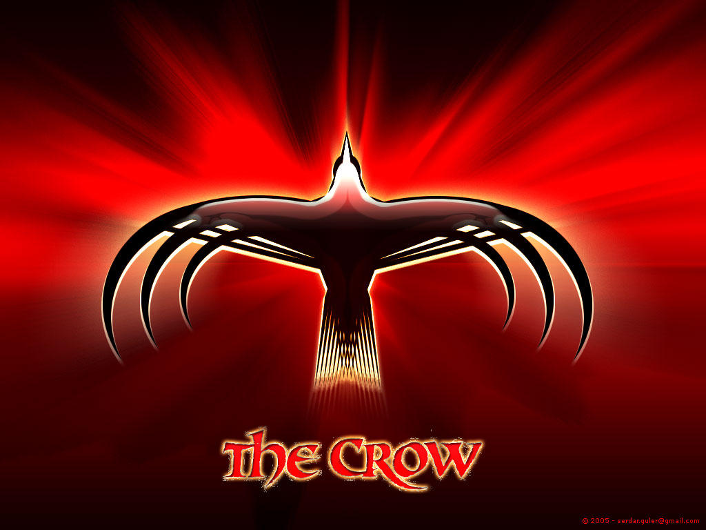 Red Crow Wallpaper
