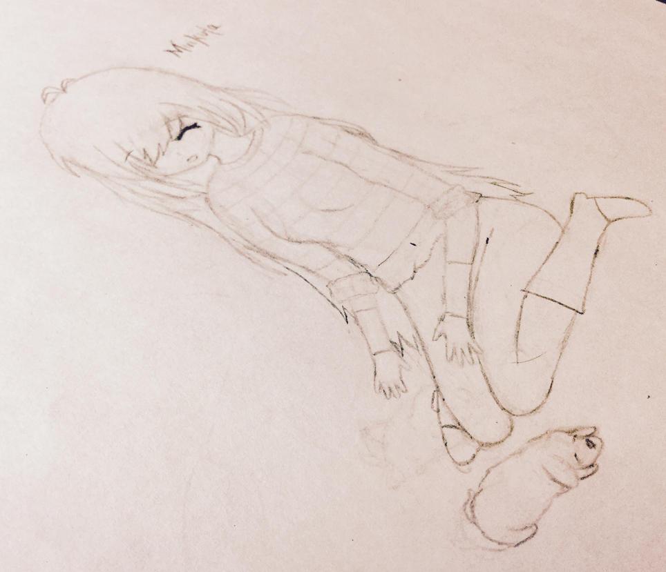 Art Trade [WIP] by Mirikuta