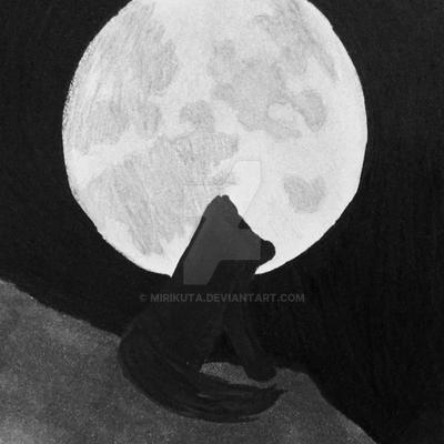Wolf by Mirikuta
