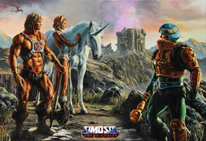 Masters Of The Universe - A Dawn Of Friendship