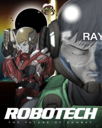 Robotech the Movie - Poster 1 by exokopaka