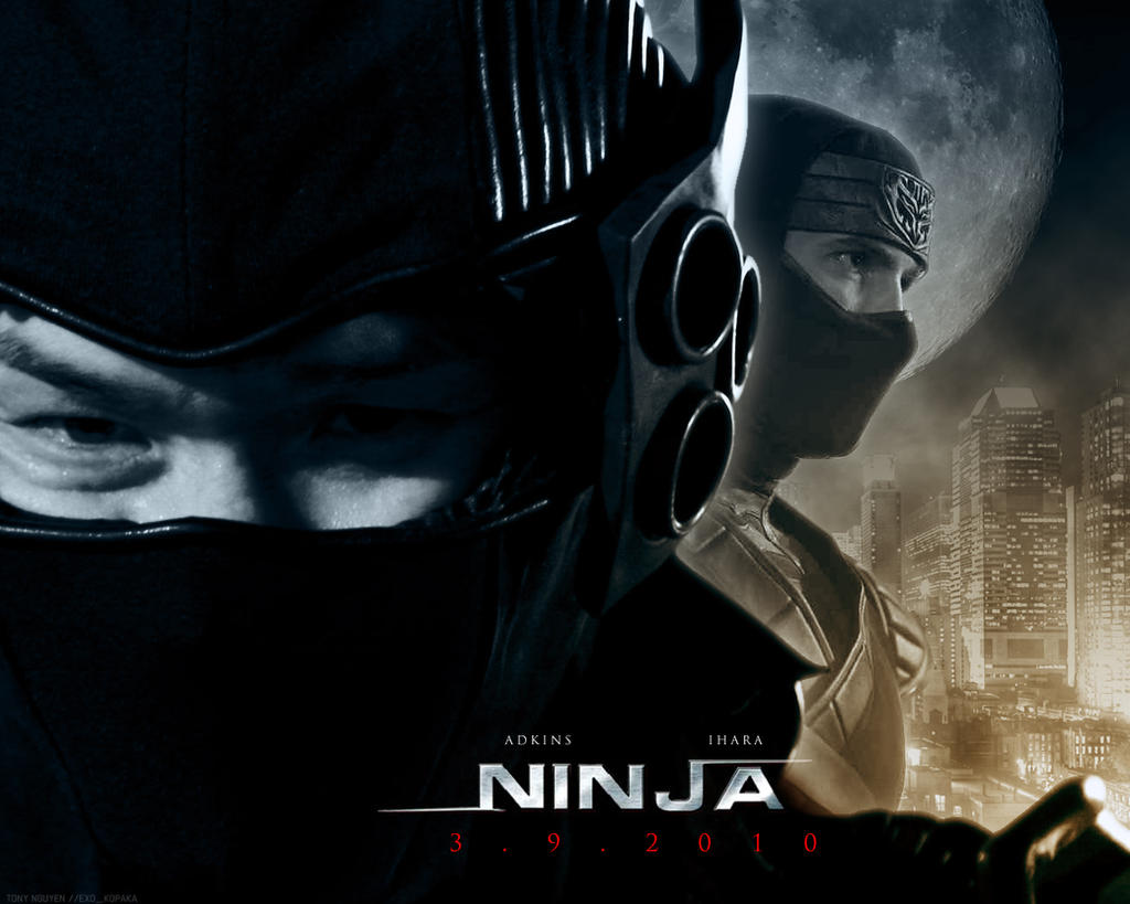Ninja Wallpaper By Exokopaka
