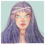 purple princess