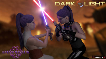Dark vs Light (Solje 001)