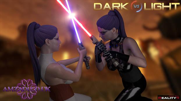 Dark vs Light (Solje 001)