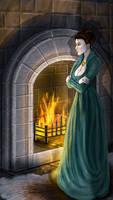 Queen Aldarice of Kronhall (CE)