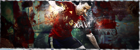 XAVIHERNANDEz final form by AndroiGFX