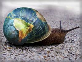 The Global Snail