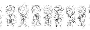 The Chibi Doctors