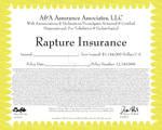 Rapture Insurance