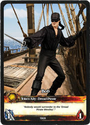 WoW Token Dread Pirate Bob by armaghedron