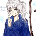itzzzzzzzz Jessica frost!!!! by runningpot