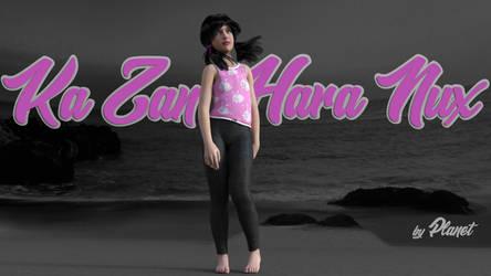 Ka Zan Hara Nux - AP 3D comic (cover) by PlanetoftheAP