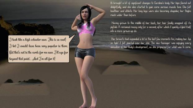 Ka Zan Hara Nux - AP 3D comic (Part 4 of 13) by PlanetoftheAP