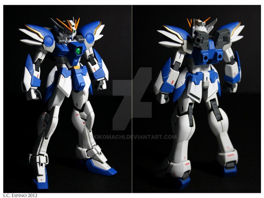 Wing Zero Custom ver. Kikomachi by kikomachi