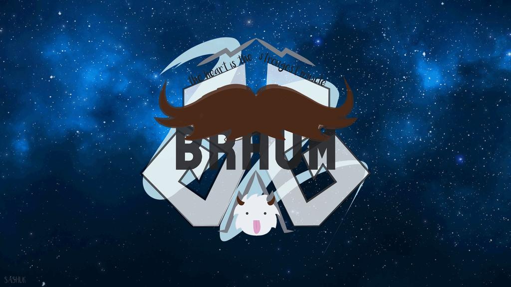 Braum desktop background 1920x1080p by tinysasha on DeviantArt