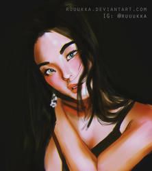 // l o o k  a t  m e // by Ruuukka
