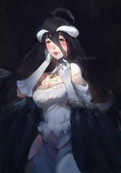 Ainz-sama~ by Ruuukka