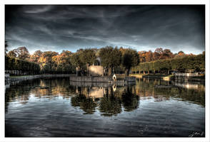 Floating island by Jurnov