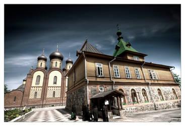 Cupolas by Jurnov