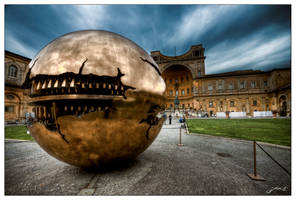 Golden earth by Jurnov
