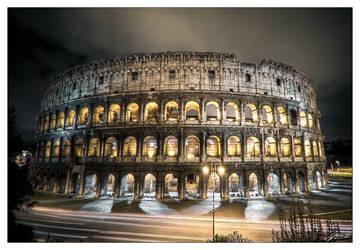 Night Coliseum by Jurnov