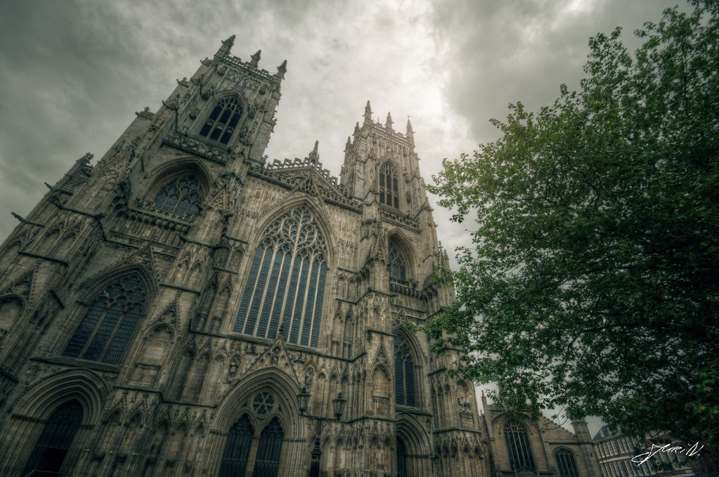 Minster by Jurnov