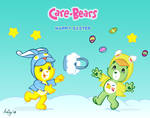 Care Bears - Happy Easter 2