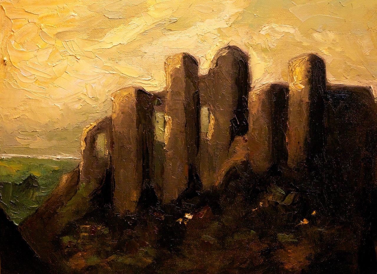 Ruins by FiguraArto