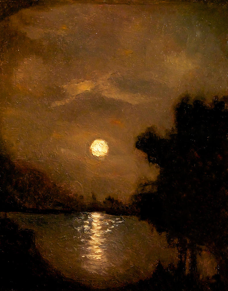Moon Bay by DeLumine