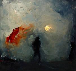 Night Path  by DeLumine