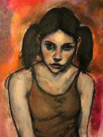 Sarah by DeLumine