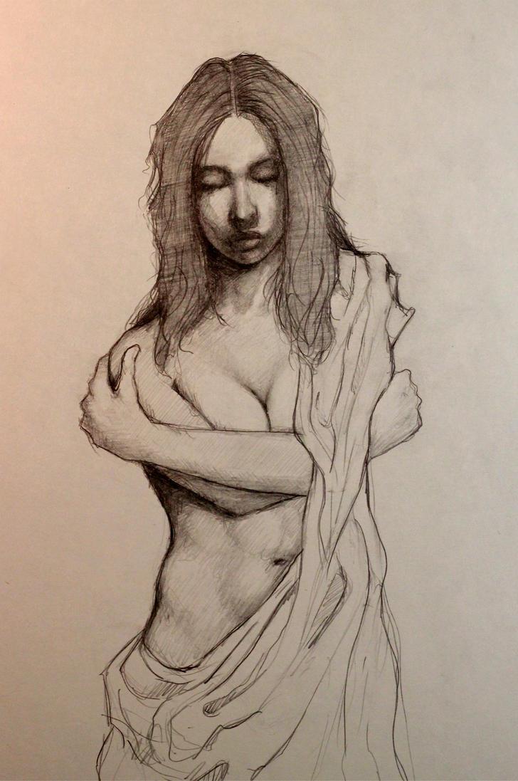 Modesty by DeLumine
