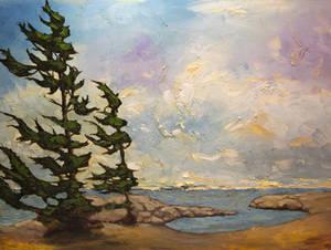 Weathered Pines II