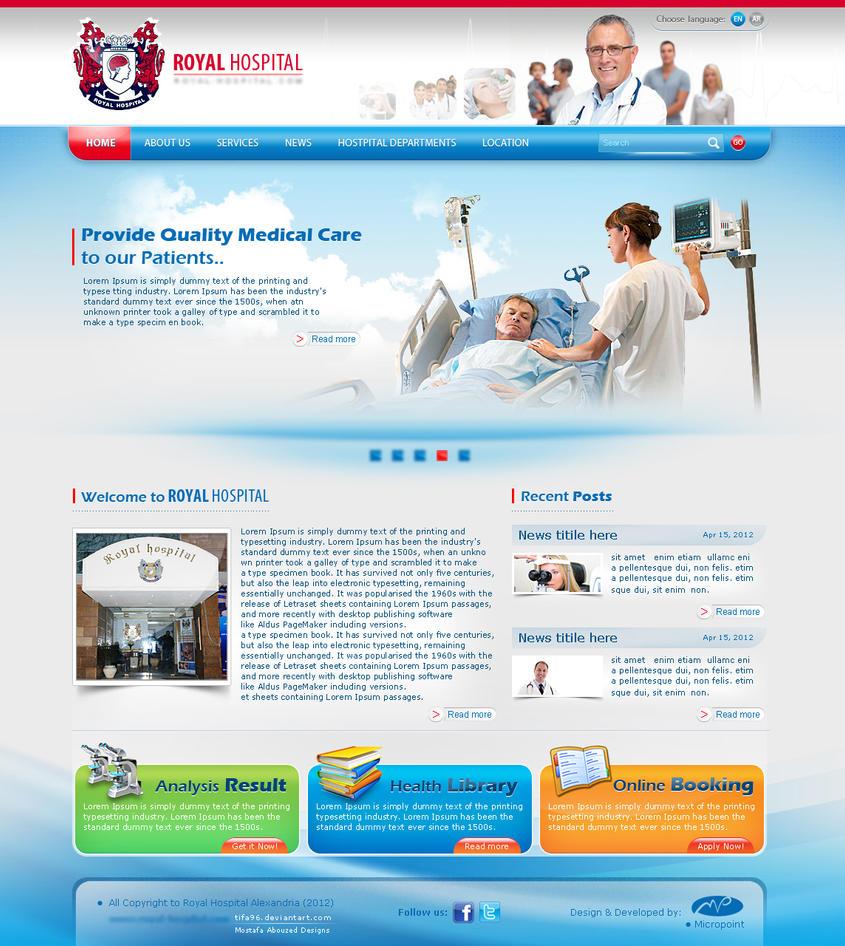 Royal Hospital Website 33