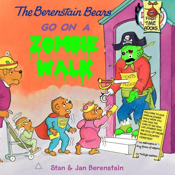 the berenstain bears homework hassle video