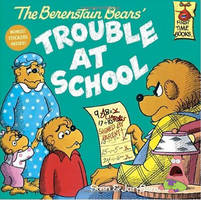 The Berenstain Bears troble at school by thearist2013