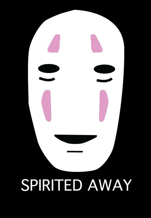 Spirited Away minimalist poster by thearist2013 on DeviantArt