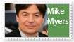 Mike Myers stamp by thearist2013