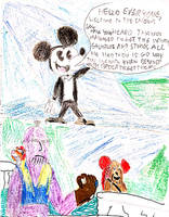 House of Mouse Infinity joke by thearist2013