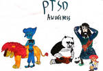 PTSD awareness by thearist2013