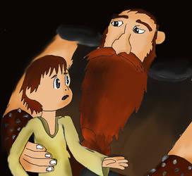 HTTYD3 Ghibli redraw by thearist2013