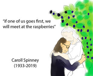 Caroll Spinney tribute by thearist2013