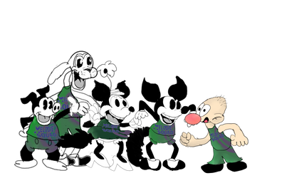 The Melodies Squad by thearist2013