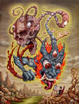Unidentified Flying Monsters