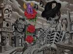 Musica De Los Muertos by tat2pooch