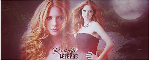 Rachelle Lefevre by ImYourPoison