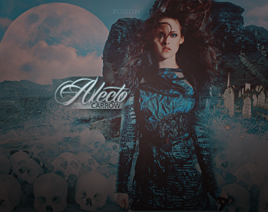 Your Sweet Poison {Gallery} Alecto_carrow_by_imyourpoison-d426pcg