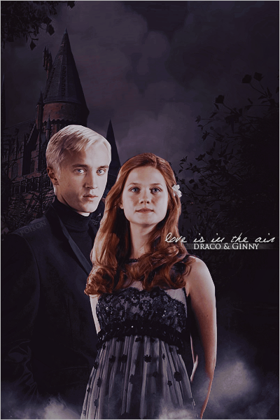 Your Sweet Poison {Gallery} Draco_and_ginny_by_imyourpoison-d4ibyw7